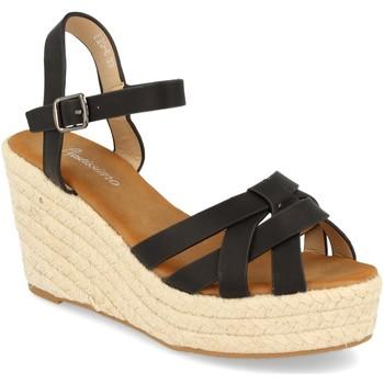 Sapatos Mulher Sandálias Festissimo F20-6 Negro