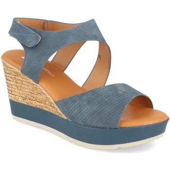 Sapatos Mulher Sandálias Festissimo HL289-1 Azul