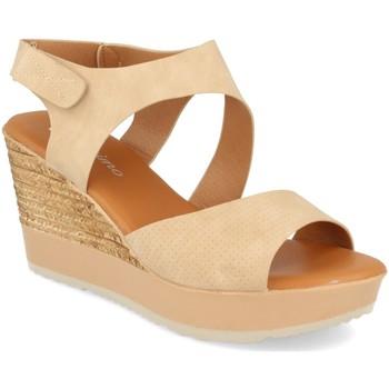 Sapatos Mulher Sandálias Festissimo HL289-1 Beige