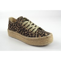 Sapatos Mulher Sapatilhas B&w 27008 Multicolor
