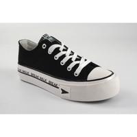 Sapatos Mulher Sapatilhas B&w 26811 negro
