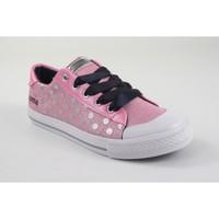 Sapatos Rapariga Sapatilhas Joma PRESS 2013 Rosa