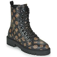 Sapatos Mulher Botas baixas Guess OXANA Preto