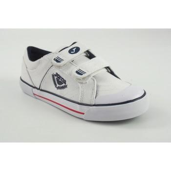 Sapatos Rapaz Sapatilhas Joma PARK 2002 blanco