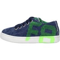 Sapatos Rapaz Sapatilhas Falcotto - Sneaker blu ALANIS-1C90 BLU