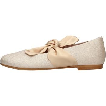 Sapatos Rapaz Sapatilhas Oca Loca - Ballerina oro 8054-10 ORO