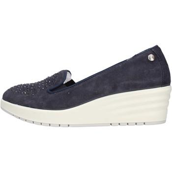 Sapatos Mulher Sapatilhas Enval - Slip on  blu 5264200 BLU