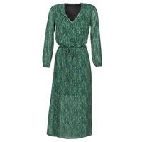 Textil Mulher Vestidos compridos Ikks BR30095 Verde