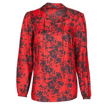 Textil Mulher Tops / Blusas Ikks BR13085 Vermelho