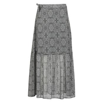 Textil Mulher Saias Ikks BR27085 Preto