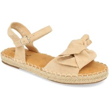 Sapatos Mulher Sandálias Milaya 2M10 Beige