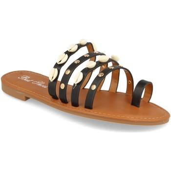 Sapatos Mulher Sandálias Milaya 2R33 Negro