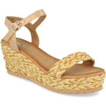 Sapatos Mulher Sandálias Festissimo A30-39 Beige