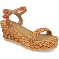 Sapatos Mulher Sandálias Festissimo A30-39 Camel