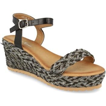Sapatos Mulher Sandálias Festissimo A30-39 Negro