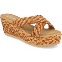 Sapatos Mulher Sandálias Festissimo A30-50 Camel