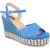 Sapatos Mulher Sandálias Milaya JC-5R10 Azul