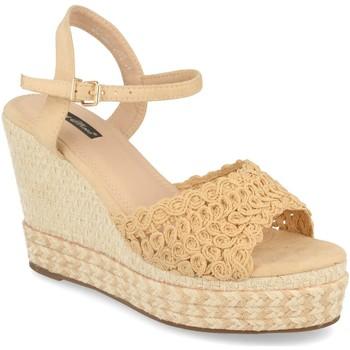 Sapatos Mulher Sandálias Milaya JC-5R10 Beige