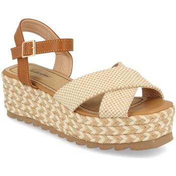Sapatos Mulher Sandálias Festissimo W18-08 Beige