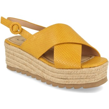 Sapatos Mulher Sandálias Festissimo W18-09 Amarillo