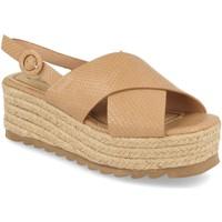 Sapatos Mulher Sandálias Festissimo W18-09 Beige