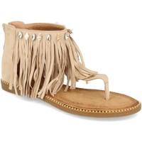 Sapatos Mulher Sandálias H&d WH-69 Beige