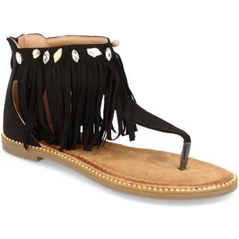 Sapatos Mulher Sandálias H&d WH-69 Negro