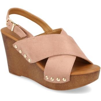 Sapatos Mulher Sandálias Prisska Y5627 Rosa