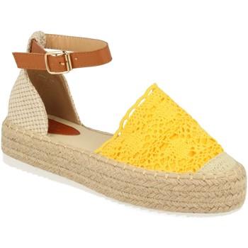 Sapatos Mulher Alpargatas H&d YT30 Amarillo