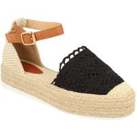 Sapatos Mulher Alpargatas H&d YT30 Negro