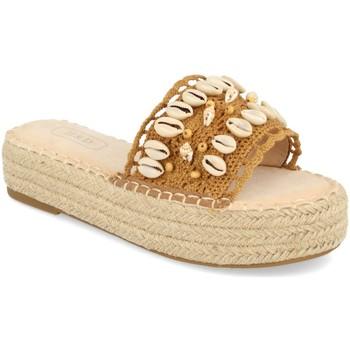 Sapatos Mulher Sandálias H&d YZ19-171 Camel