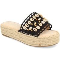 Sapatos Mulher Sandálias H&d YZ19-171 Negro