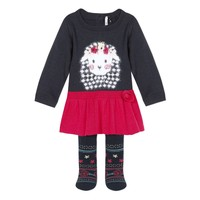 Textil Rapariga Conjunto 3 Pommes 3R36050-85 Multicolor