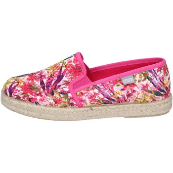 Sapatos Mulher Slip on Enrico Coveri BN704 Cor de rosa