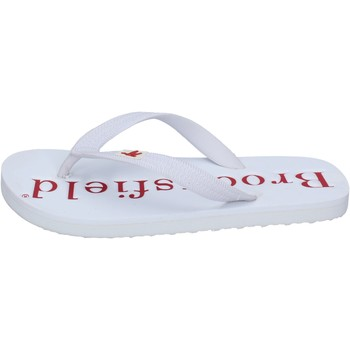 Sapatos Rapaz Sandálias Brooksfield Sandálias BN711 Branco