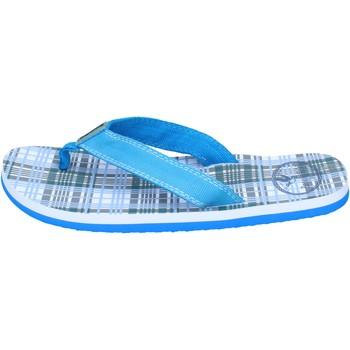 Sapatos Rapaz Sandálias Brooksfield Sandálias BN712 Turquesa