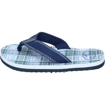 Sapatos Rapaz Sandálias Brooksfield Sandálias BN713 Azul