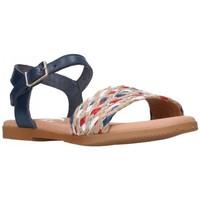 Sapatos Rapariga Sandálias Oh My Sandals 4755 MARINO CB Niña Azul marino bleu