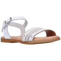 Sapatos Rapariga Sandálias Oh My Sandals For Rin OH MY SANDALS 4755A VAQUETA BLANCO Niña Blanco blanc