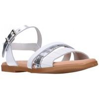 Sapatos Rapariga Sandálias Oh My Sandals 4752 BLANCO CB Niña Blanco blanc