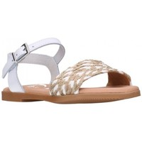 Sapatos Rapariga Sandálias Oh My Sandals 4755 BLANCO CB Niña Blanco blanc