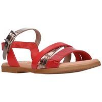 Sapatos Rapariga Sandálias Oh My Sandals 4752 ROJO CB Niña Rojo rouge