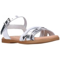 Sapatos Rapariga Sandálias Oh My Sandals 4754 BLANCO CB Niña Blanco blanc