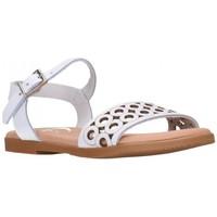 Sapatos Rapariga Sandálias Oh My Sandals 4762 BLANCO Niña Blanco blanc