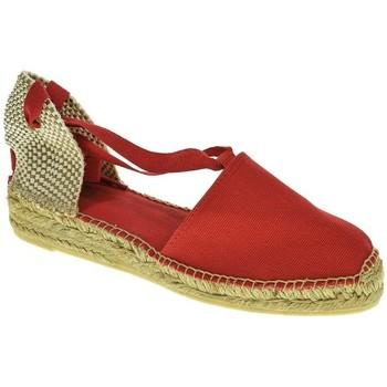 Sapatos Mulher Alpargatas Anserioja 141 Rojo