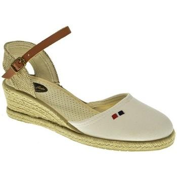 Sapatos Mulher Alpargatas Cumbres 205000B2 Blanco
