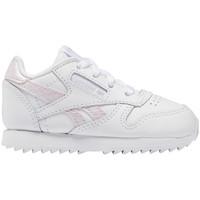 Sapatos Criança Sapatilhas Reebok Sport Classic leather Branco