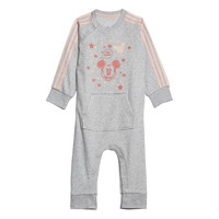 Textil Rapariga Pijamas / Camisas de dormir adidas Performance INF DY MM ONE Branco