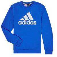 Textil Rapaz Sweats adidas Performance JB MH CREW Azul