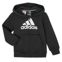 Textil Rapaz Sweats adidas Performance B MH BOS FZ FL Preto